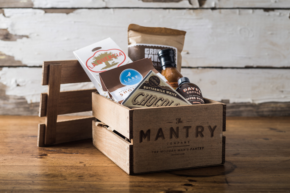 Mantry snack box