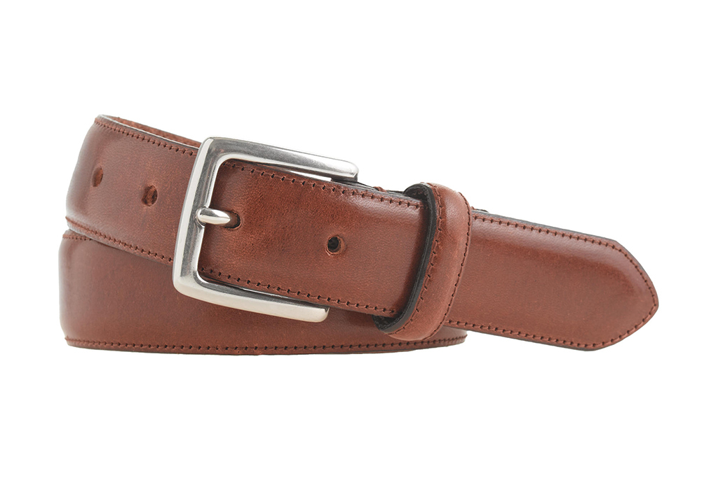 J. Crew stitched-edge belt