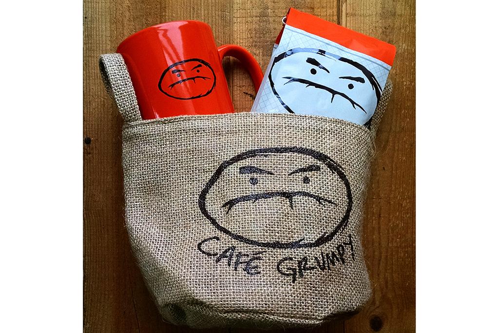 For the caffeine addict dad