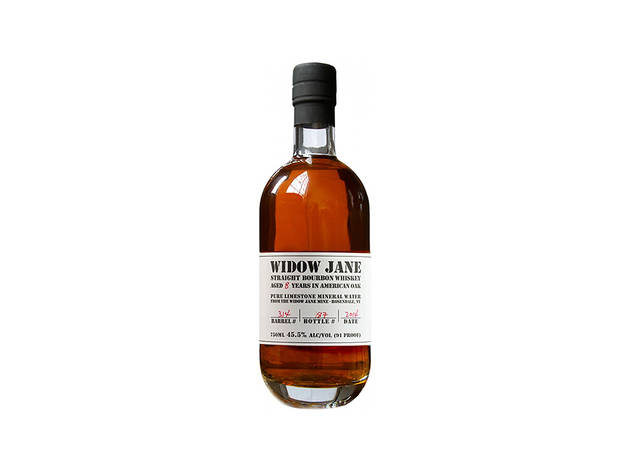Widow Jane 10-year bourbon