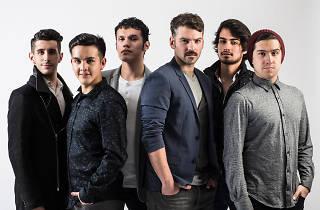 Nur Slim + Los Saviñón + Edel Juárez