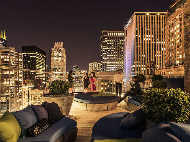 Cerise Rooftop | Bars in Loop, Chicago