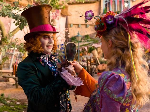 Le film • Alice de l'autre côté du miroir