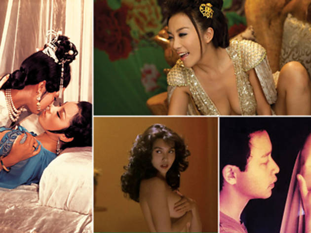 Hong Kong's top ten sexiest movies