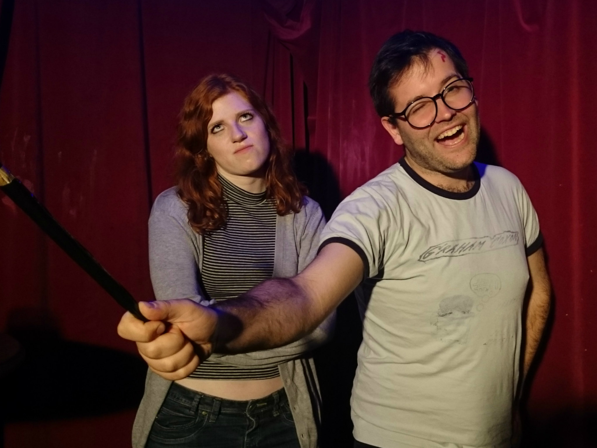 Weirdos Comedy presents… Harry Potter and the House Elves on Strike