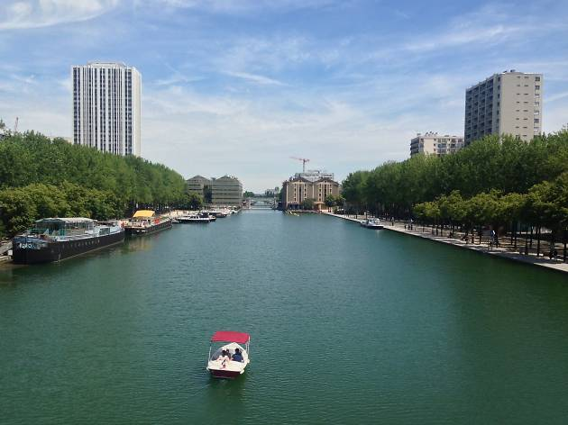 C'est officiel, on pourra se baigner dans le bassin de La Villette dans quelques jours