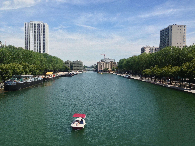 Le Festival du bassin de La Villette a lieu le week-end du 30 avril