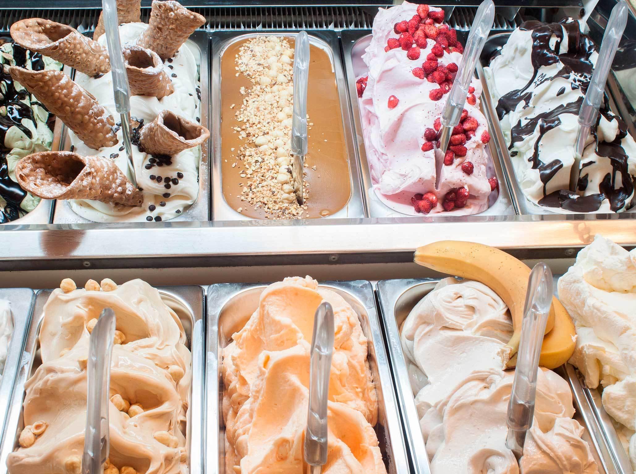 Ice-cream Birmingham - Crocs