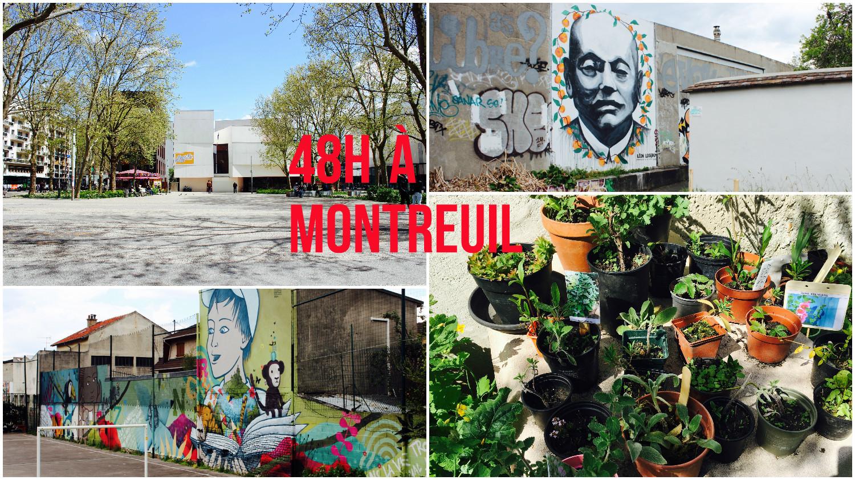 48 heures à Montreuil