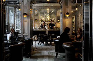 best hotel bars in london, connaught bar