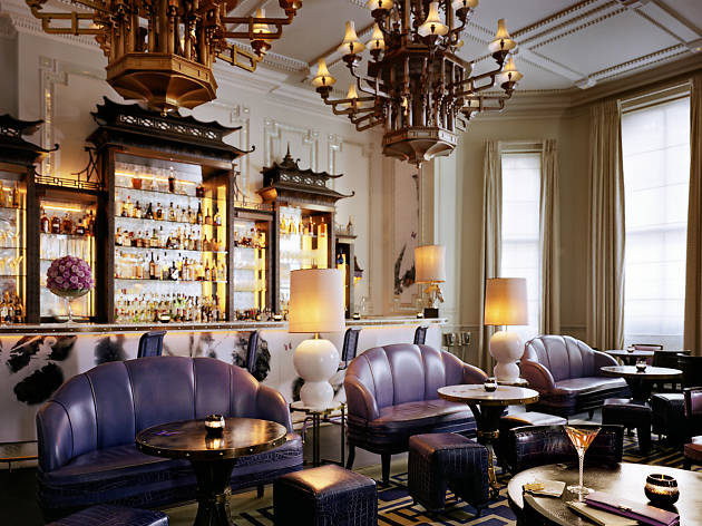 best hotel bars, artesian