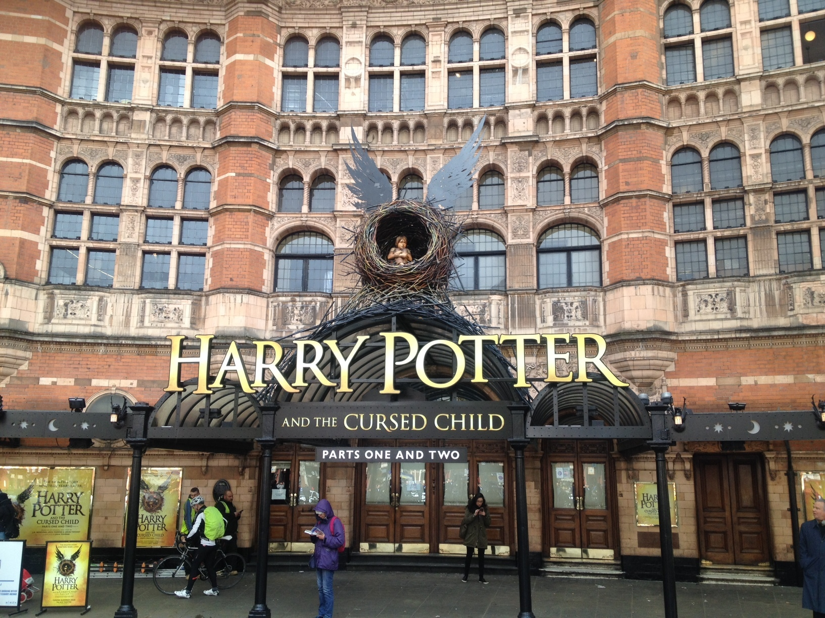 In pictures: backstage at 'Harry Potter and the Cursed Child'