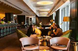 best hotel bars in london, dandelyan