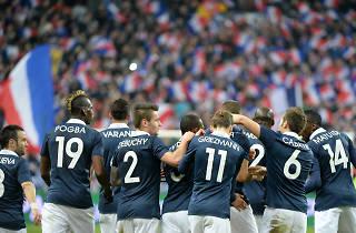 Equipe de France football Euro 2016