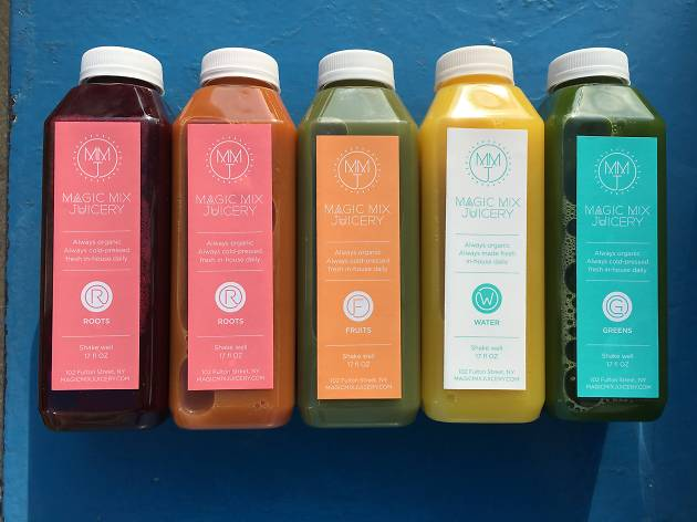 Magic Mix juice bar