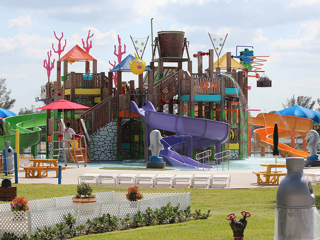 Paradise Cove Water Park Things To Do In Pembroke Pines