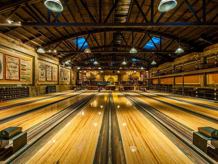 Best bar design: Highland Park Bowl