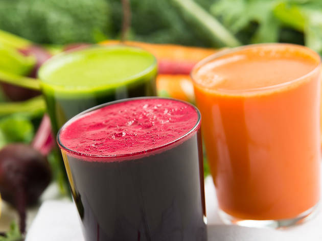 The best juice bars in NYC