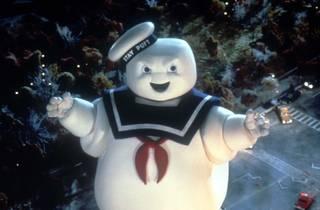 Ghostbusters + Marshmallow Roast