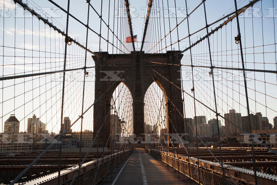 The Secret Life of the Brooklyn Bridge