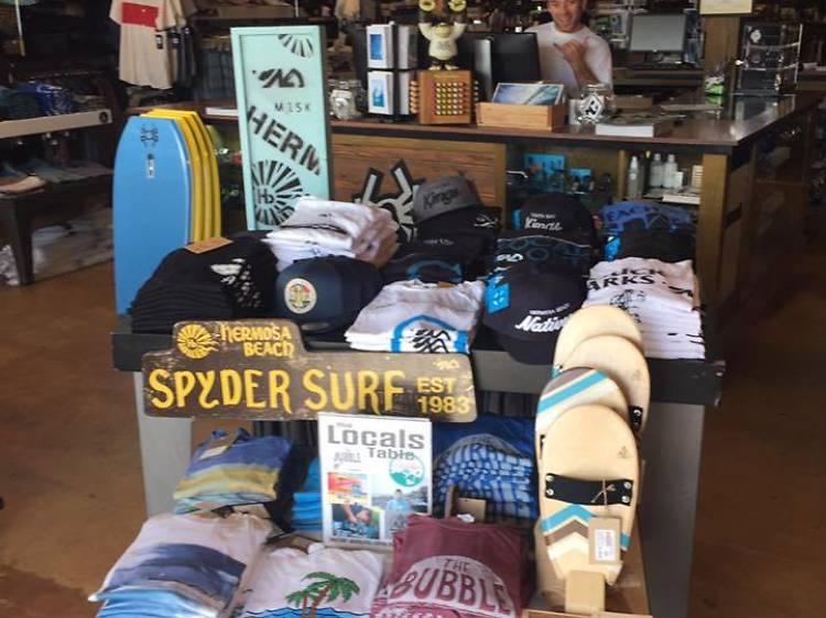 Spyder Surf