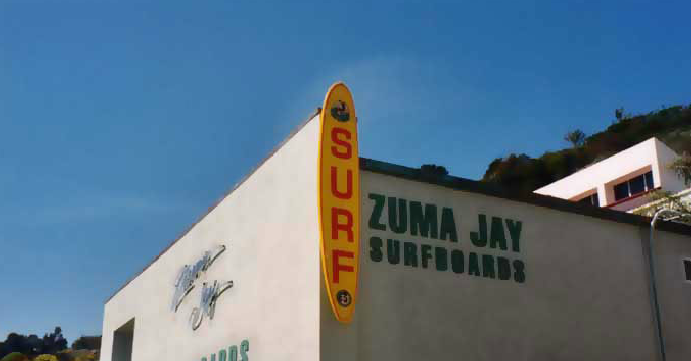 Zuma Jay Surfboards