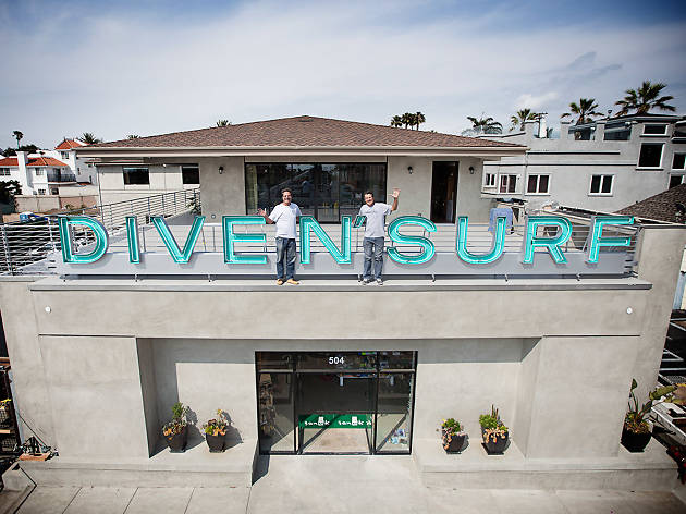 cd23f9000462 Find the right surf shop in Los Angeles to get you stoked up, on the water  and hanging ten in no time