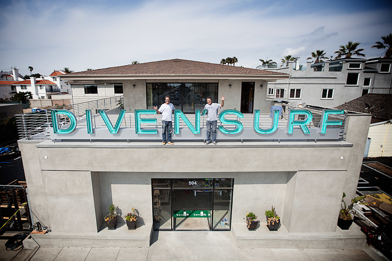 A Los Angeles surf shop guide