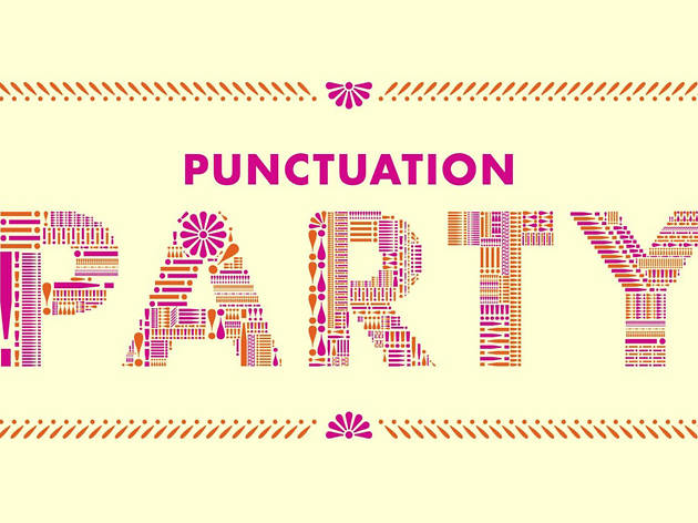 SFCB's Punctuation Party