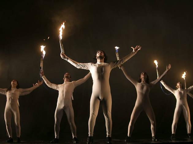Amor Brujo: el fuego y la palabra