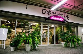 Café de Ropé GINZA1