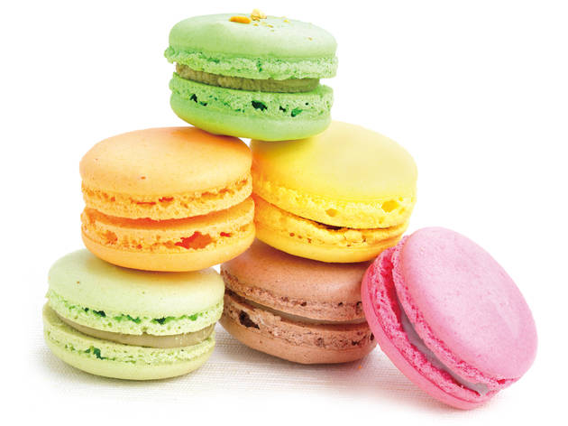 Best Macarons In Hong Kong: The Best Patisseries For