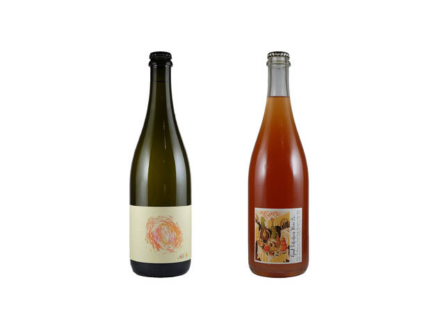 Natural wine from the Oak Barrel