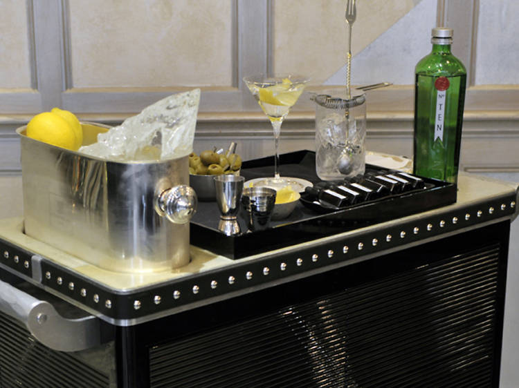 The Connaught Martini at The Connaught Bar