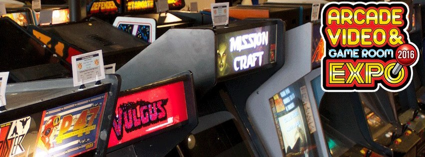 Arcade, Video and Game Room Expo