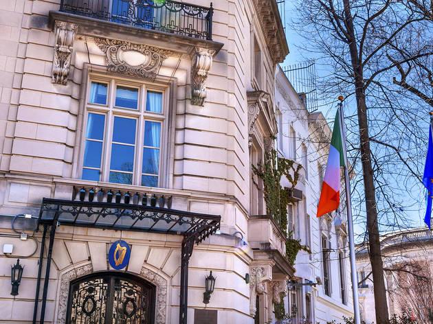 Embassy tour