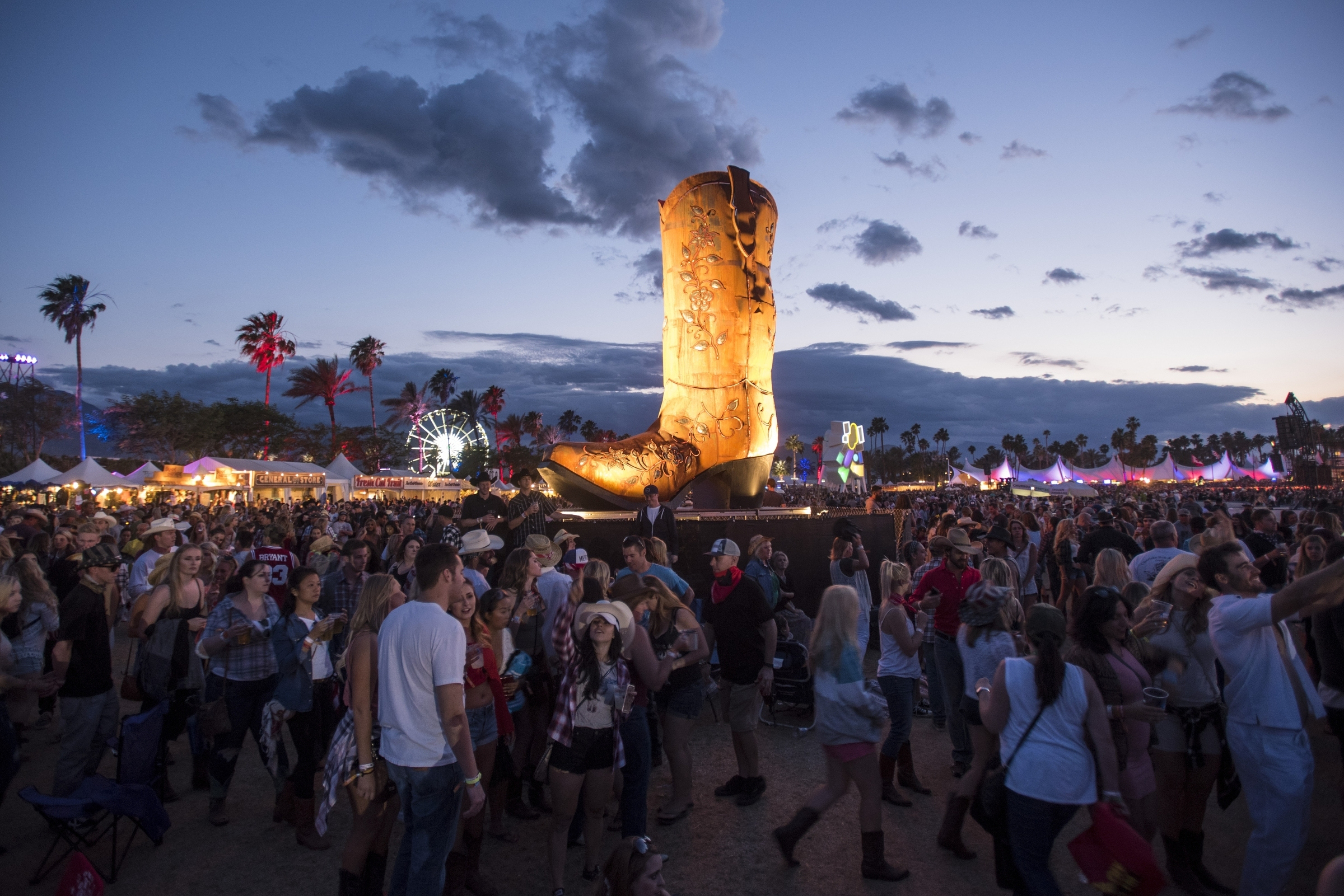 The 30 best photos from Stagecoach 2016