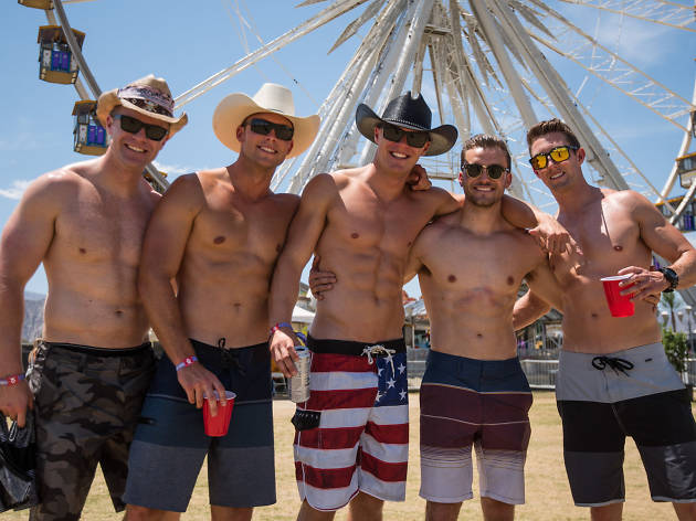 The hottest cowboys (and girls) of Stagecoach 2016