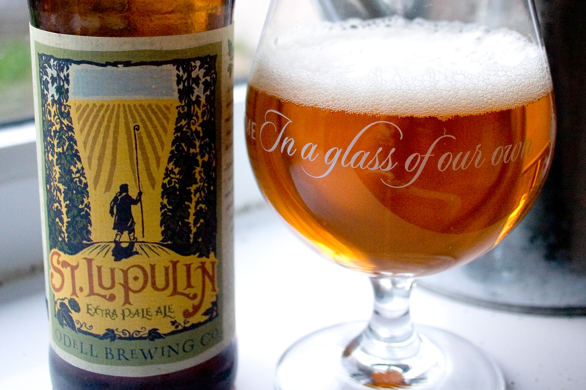 St. Lupulin, Odell Brewing Company, Fort Collins, CO