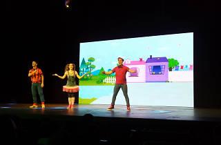 Show de Pica Pica en México