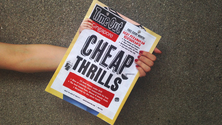 Get all the cheap deals and thrills, in our May issue