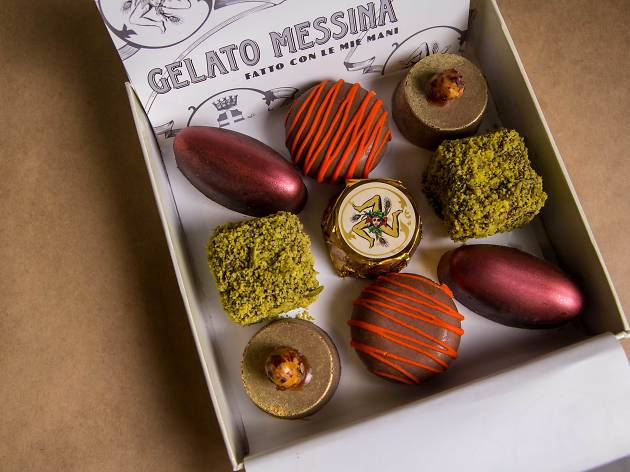 Gelato Messina chocolate box