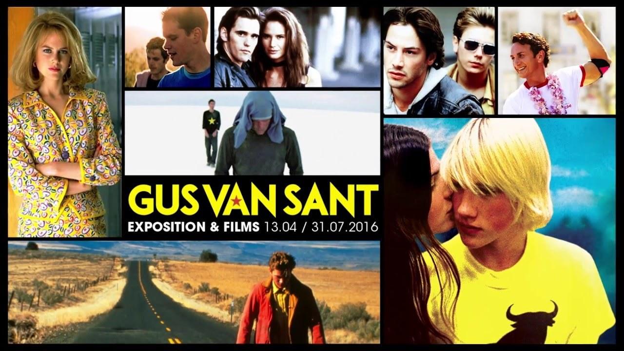Gus Van Sant à la Cinémathèque