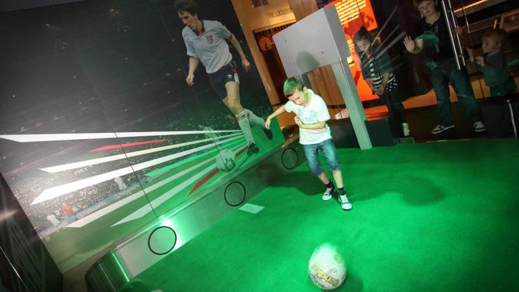 Football Museum Manchester - Crocs