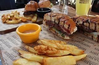 HopDaddy Burger