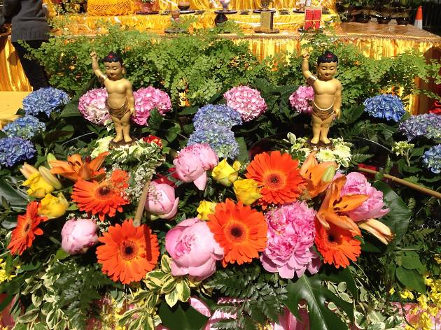 Buddha's Birthday Celebration