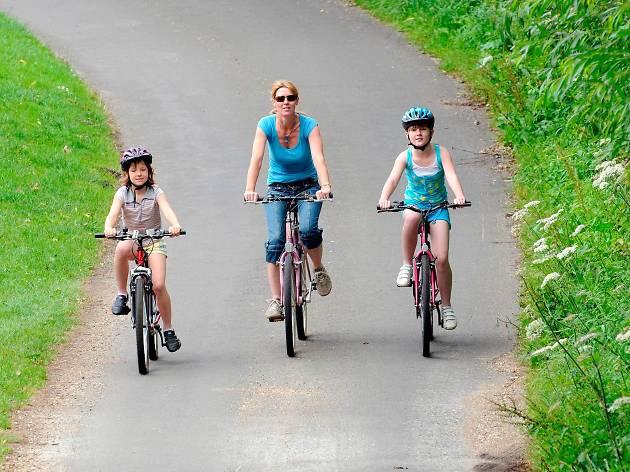 Bike ride Birmingham - Crocs