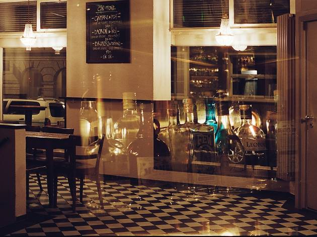 Dante Bar Zurich