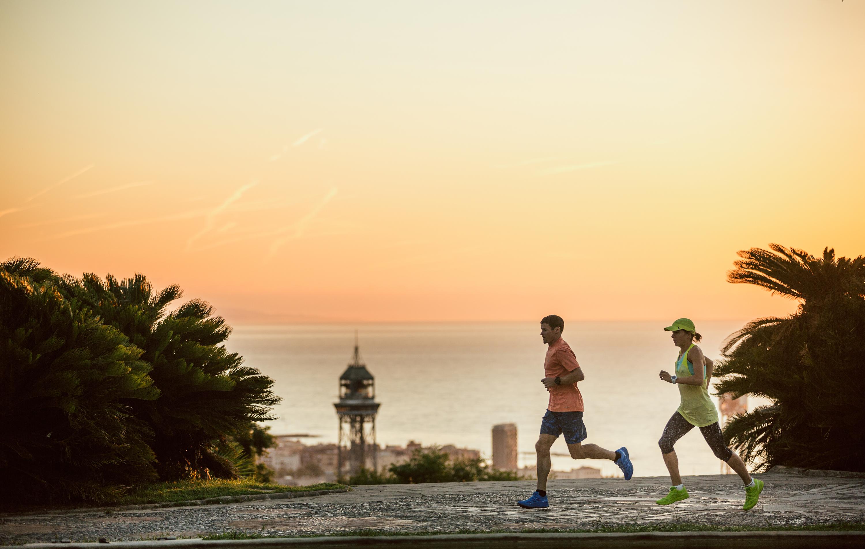 8 raons per sortir a córrer per Montjuïc