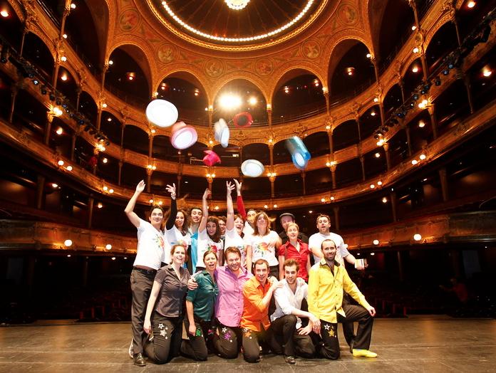 L'Ecole Française d'Improvisation Théâtrale (EFIT)